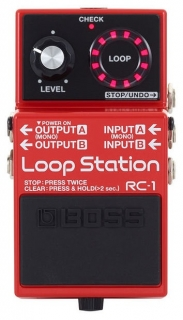 BOSS RC 1 Loop Station