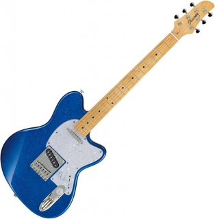 Ibanez TM302PM Blue Sparkle