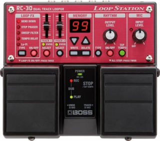 BOSS RC 30 Loop Station