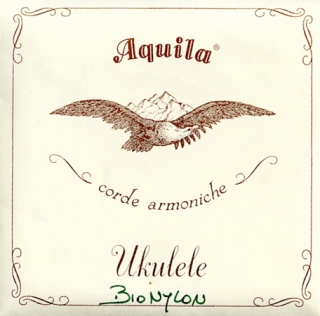 AQUILA SET TENOR REG.(bionylon strings)