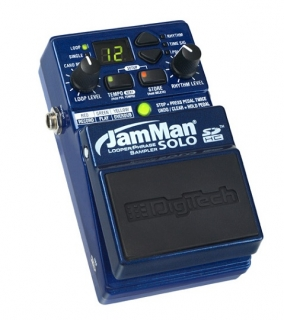 Digitech Jam Man Solo looper